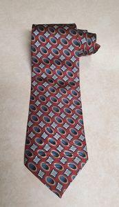 Oscar de la Renta Tie,Couture 100% Silk Collection